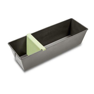 Kastenform Merlin mit Einteiler Backform Kuchenform Kastenkuchen Kuchen backen Form klein | 3107 / EAN:4018598607224
