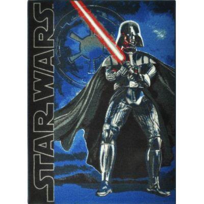 Kinderteppich Star Wars Vader Teppich Kinderzimmer Spielteppich Kinderzimmerteppich Darth | 8528 / EAN:5414956231367