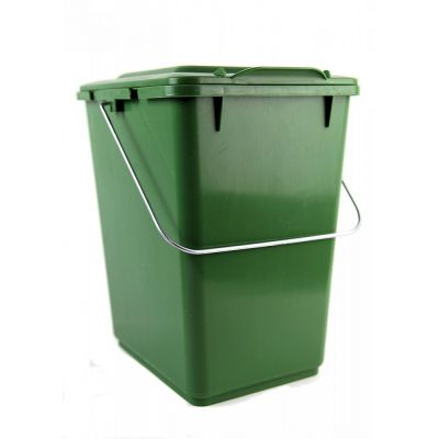 Komposteimer Bioeimer Biomülleimer Abfalleimer Eimer Biomüll Kompost Abfallbehälter | 4665 / EAN:4423636210302