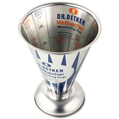 Messbecher 0,5 l Nostalgie 500 ml 1649 Messbehälter Maßbecher Messkanne | 9234 / EAN:4044935016497