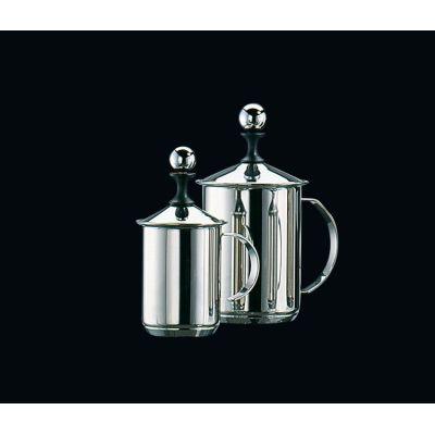 Milchschäumer Cappuccino Creamer Classic Milchaufschäumer Milchkaffee Latte Macchiato | 2132 / EAN:4017166550023