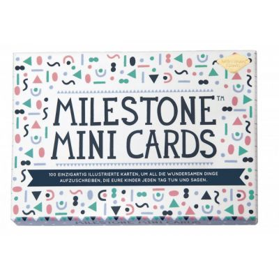 Mini Cards Fotokarten Karten Fotoalbum Momente festhalten Kartenset Geschenkidee | 7615 / EAN:8718564764031