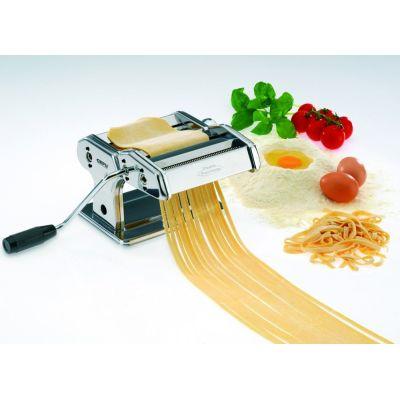 Nudelmaschine mit Raviolivorsatz Pastamaschine Nudeln selbst machen herstellen Pasta Ravioli | 3286 / EAN:4006664000390