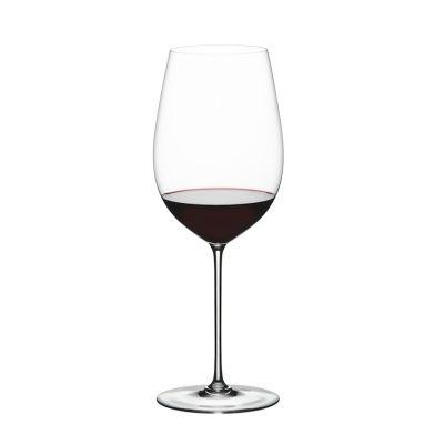 Riedel Superleggero Bordeaux Grand Cru Rotweinglas Weinglas Bordeauxglas Glas Kristallglas | 12663 / EAN:9006206214242