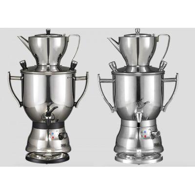 Samowar 3003 Teekocher Teezubereiter Samovar Teemaschine Teekanne Tee zubereiten Wasserkocher | 9162