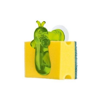 Schwammhalter Norbert grün Halter Schwamm Küche | 312 / EAN:4002942078334