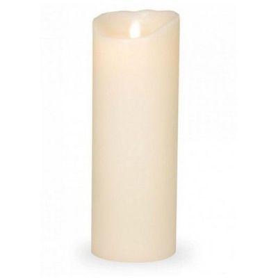 Sompex LED Kerze Elfenbein 8 x 23 elektrische Kerze elektrisches Licht Kerze elektrisch Kerze mit Fe | 6503 / EAN:4029599048817