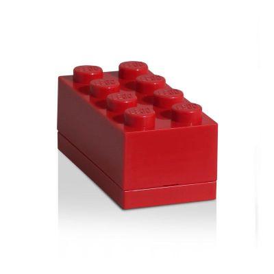 Storage Mini Box 8 klein Brotzeitdose Brotdose Brotzeit aufbewahren Brotbox Aufbewahrungsbox Ordnung | 4051