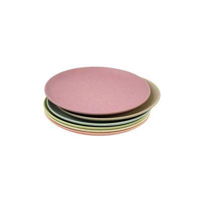 Teller Dawn Set 6 Stück Kuchenteller Frühstücksteller 6-teilig nachhaltig Kindergeschirr Bio 100 % | 8049 / EAN:8717371223502