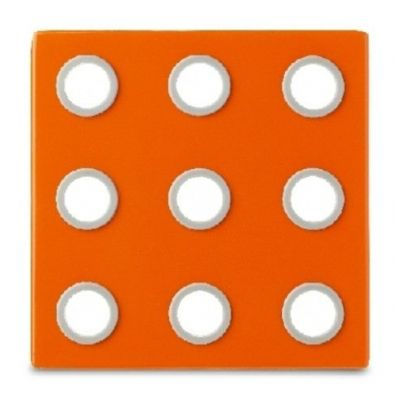 Topfuntersetzer Dominio orange Untersetzer Topfunterlage   2761 / EAN:8711269841311