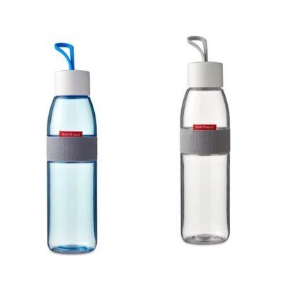Trinkflasche Ellipse Flasche Kunststoff Schlaufe Wasserflasche nur Wasser Cup Getränke | 6727