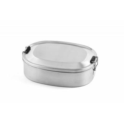 Vesperdose Edelstahl Lunchbox Brotzeitdose Snackbox Brotdose Brotbox Dose Vesperbox Brotzeitbox   11420 / EAN:4010411173053
