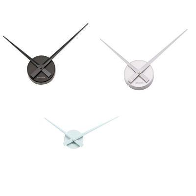 Wanduhr Little Big Time Wand Uhr Küchenuhr Wohnzimmeruhr Zeiger analog Design modern   9386