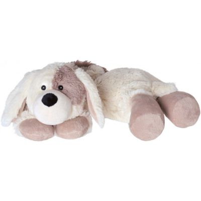 Warmies Nackenwärmer Hund Kirschkernkissen Wärmflasche Kuscheltier Hund Nackenkissen Wärmekissen | 10610 / EAN:4260101892515