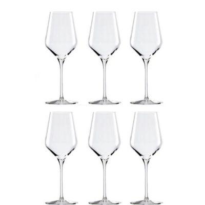 Weißweingläser Quatrophil 6-er Set Weingläser Weinglas Weißwein-Gläser Weißweinglas Champagnergläser | 8471 / EAN:4012632156877