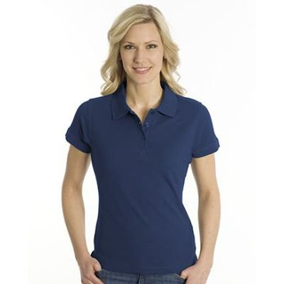 SNAP Polo Shirt Top-Line Women navy, Grösse 3XL | 160028-600-05 / EAN:0651650570094