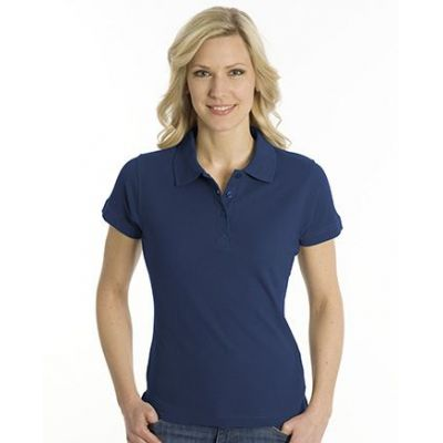 SNAP Polo Shirt Top-Line Women navy, Grösse XL | 160028-400-05 / EAN:0651650570094