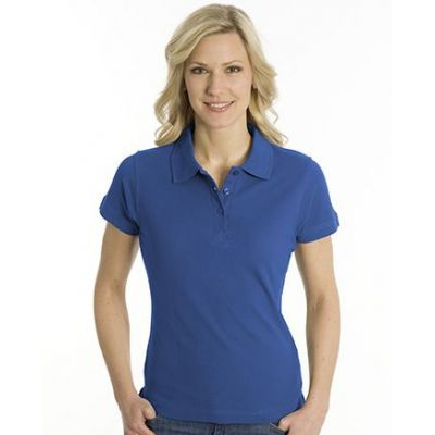 SNAP Polo Shirt Top-Line Women royalblau, Grösse 2XL | 160028-500-07 / EAN:0651650570094