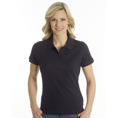 SNAP Polo Shirt Top-Line Women schwarz, Grösse M | 160028-200-06 / EAN:0651650570094