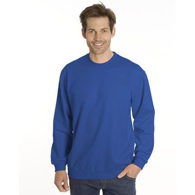 SNAP Sweat-Shirt Top-Line, Gr. 6XL, Farbe royal | 040102-900-07 / EAN:0651650570049