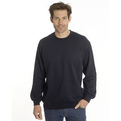 SNAP Sweat-Shirt Top-Line, Gr. 6XL, Farbe schwarz | 040102-900-06 / EAN:0651650570049