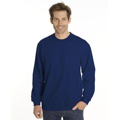 SNAP Sweat-Shirt Top-Line, Gr. 6XL, Farbe tiefdruckfarbe blau | 040102-900-172 / EAN:0651650570049