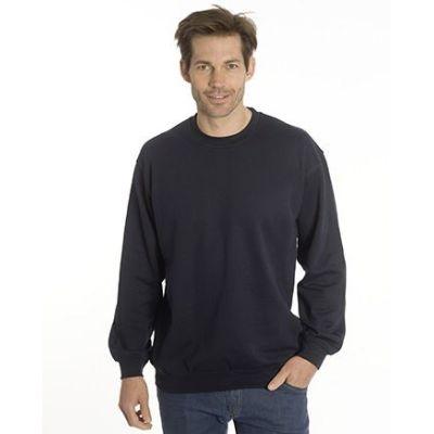 SNAP Sweat-Shirt Top-Line, Gr. L, Farbe schwarz | 040102-300-06 / EAN:0651650570049