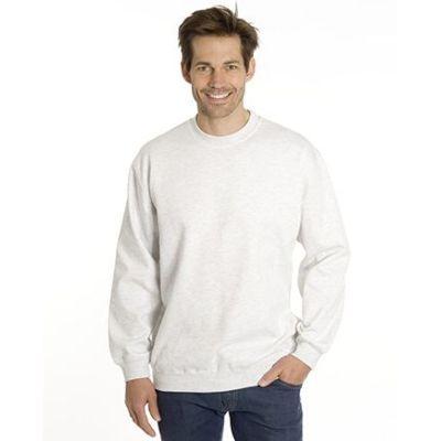 SNAP Sweat-Shirt Top-Line, Gr. XL, Farbe Asche | 040102-400-12 / EAN:0651650570049