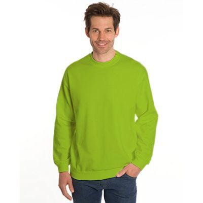 SNAP Sweat-Shirt Top-Line, lindgrün, Gr. XL | 040102-400-132 / EAN:0651650570049
