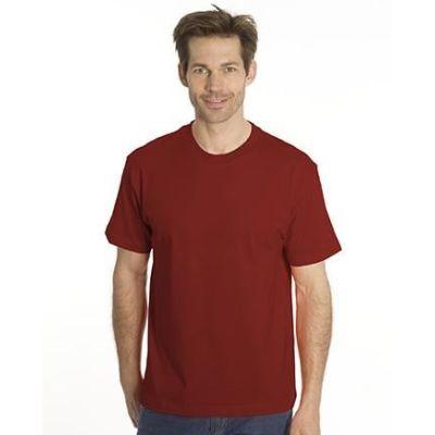 SNAP T-Shirt Flash-Line, Gr. 2XL, dunkelrot | 100101-500-68 / EAN:0651650570025