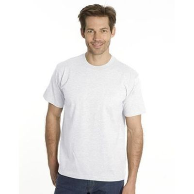 SNAP T-Shirt Flash-Line, Gr. 3XL, asche | 100101-600-12 / EAN:0651650570025