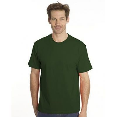 SNAP T-Shirt Flash-Line, Gr. 5XL, Flaschengrün | 100101-800-15 / EAN:0651650570025