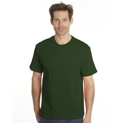 SNAP T-Shirt Flash-Line, Gr. M, Flaschengrün | 100101-200-15 / EAN:0651650570025