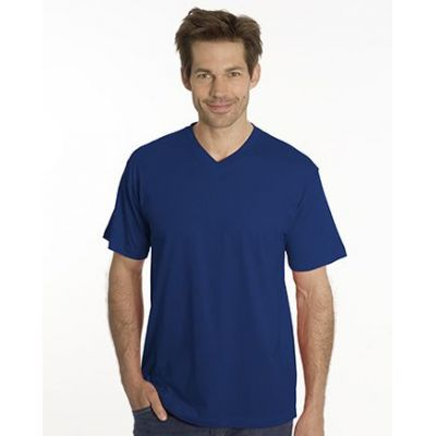 SNAP T-Shirt Flash Line V-Neck Unisex, navy, Gr. 4XL   100103-700-05 / EAN:0651650570056