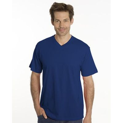SNAP T-Shirt Flash Line V-Neck Unisex, navy, Gr. 5XL | 100103-800-05 / EAN:0651650570056