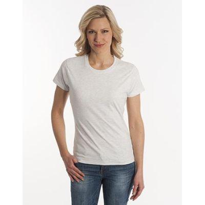 SNAP T-Shirt Flash-Line Women, Farbe Asche, Größe L | 100102-200-12 / EAN:0651650570001