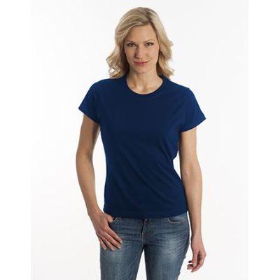 SNAP T-Shirt Flash-Line Women, Farbe navy, Größe 3XL | 100102-500-05 / EAN:0651650570001