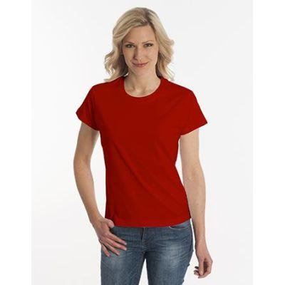 SNAP T-Shirt Flash-Line Women, Farbe rot, Größe 3XL | 100102-500-04 / EAN:0651650570001