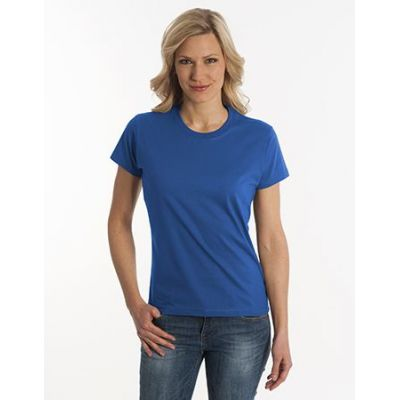 SNAP T-Shirt Flash-Line Women, Farbe royal, Größe 3XL | 100102-500-07 / EAN:0651650570001