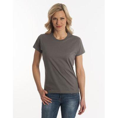 SNAP T-Shirt Flash-Line Women, Farbe Stahlgrau, Größe 3XL | 100102-500-44 / EAN:0651650570001