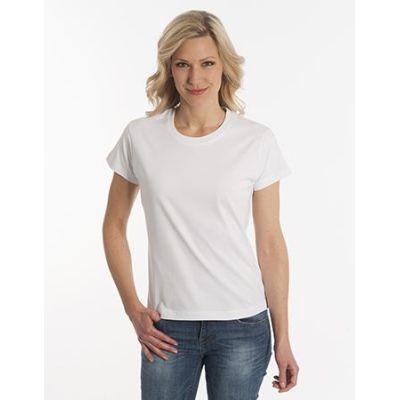SNAP T-Shirt Flash-Line Women, Farbe weiss, Größe L | 100102-200-01 / EAN:0651650570001
