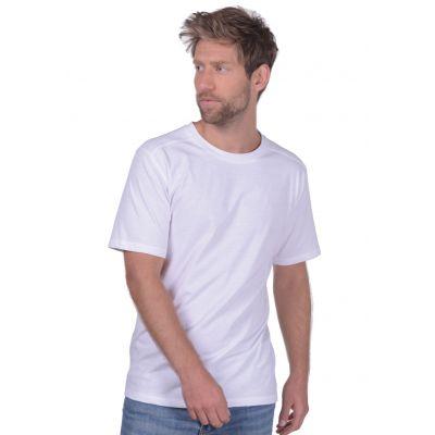 SNAP Workwear T-Shirt T2, Gr. 3XL, Weis | 012200101-6 / EAN:0651650570025