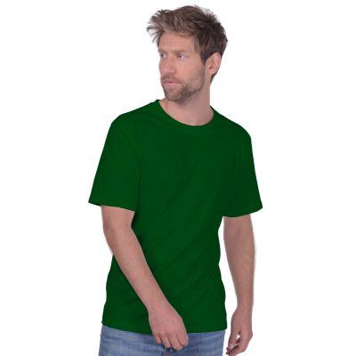 SNAP Workwear T-Shirt T2, Gr. S, Flaschengrün   012201501-1 / EAN:0651650570025