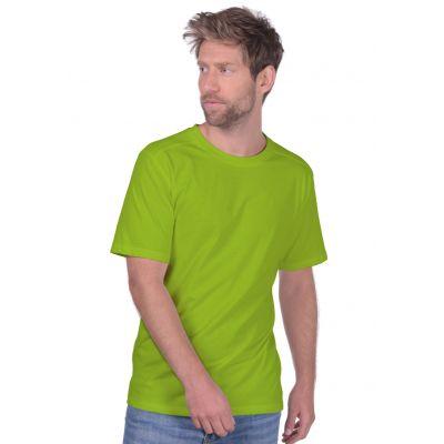 SNAP Workwear T-Shirt T2, Gr. XS, Lindgrün   012213201-0 / EAN:0651650570025