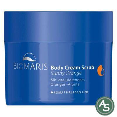 Biomaris AromaThalasso Body Cream Scrub Sunny Orange - 250 gr. | 4920 / EAN:4052527001073