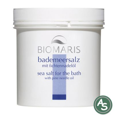Biomaris Bademeersalz mit Fichtennadelöl - 1000gr | 4818