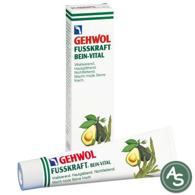Gehwol Fußkraft Bein-Vital - 125 ml | 5075 / EAN:4013474101186