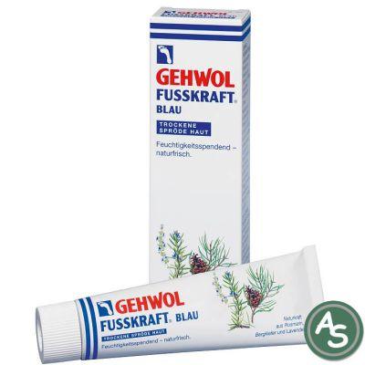 Gehwol Fußkraft Blau - 125 ml | 5069 / EAN:4013474101117