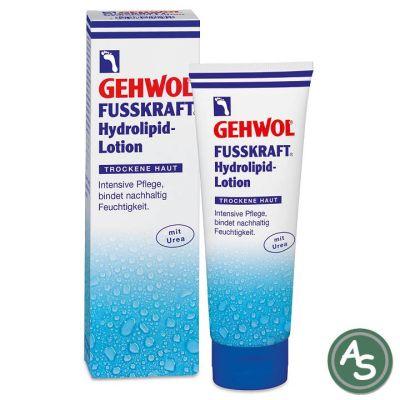 Gehwol Fußkraft Hydrolipid-Lotion - 125 ml | 5074 / EAN:4013474101384