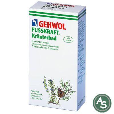 Gehwol Fußkraft Kräuterbad - 400 gr. | 5077 / EAN:4013474101193